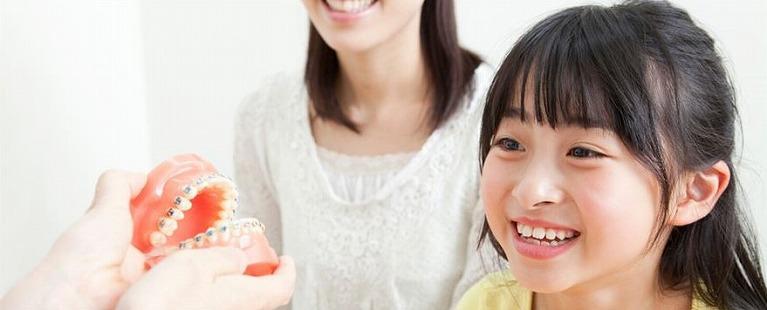 顎骨の成長発育