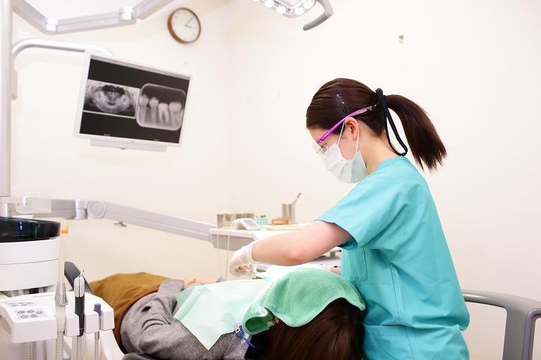 歯磨き指導・クリーニング
