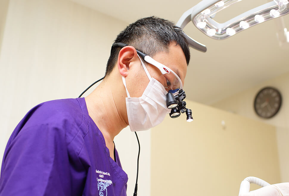 歯周病治療