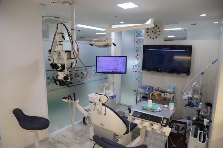 個室診療室(オペ室)